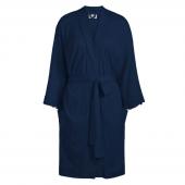 Cyell Sleepwear Solids Badjas Navy