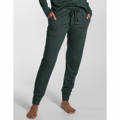 Cyell Solids Pyjamabroek Forest Green
