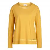 Cyell Sleepwear Solids Pyjamashirt Sunlight