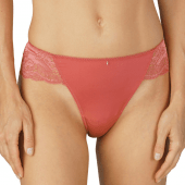 Mey Leticia String Dusty Red