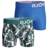 Bjorn Borg Summer Palm 2-Pack Boxershorts