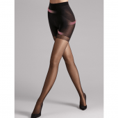 Wolford Synergy Push-up Panty 20 Denier Zwart