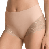 Spanx Undie-tectable Lace Hipster Nude