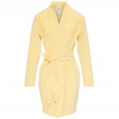 Cyell Sleepwear Velvet Badjas Lemonade