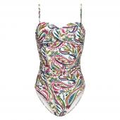 Cyell Swimwear Wajang Floral Badpak