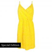 Beachlife Yellow Dot Strandjurkje