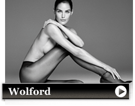 Wolford beenmode